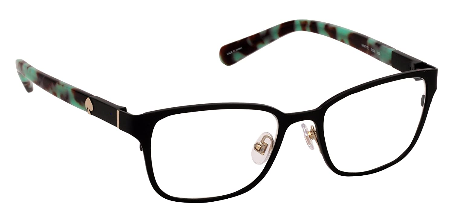 Amazon.com: Kate Spade Ninette Eyeglasses Color 0003 00: Shoes