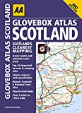 img - for Glovebox Atlas Scotland (Aa Glovebox Atlas) book / textbook / text book