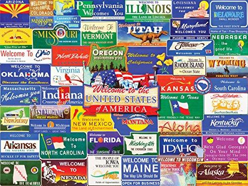 1000 piece puzzles travel - 3