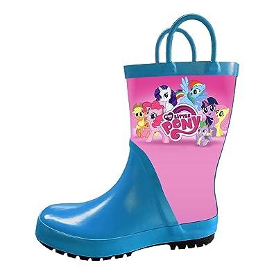 amazon com cartoon rain boots team little unicorns dinosaur cute