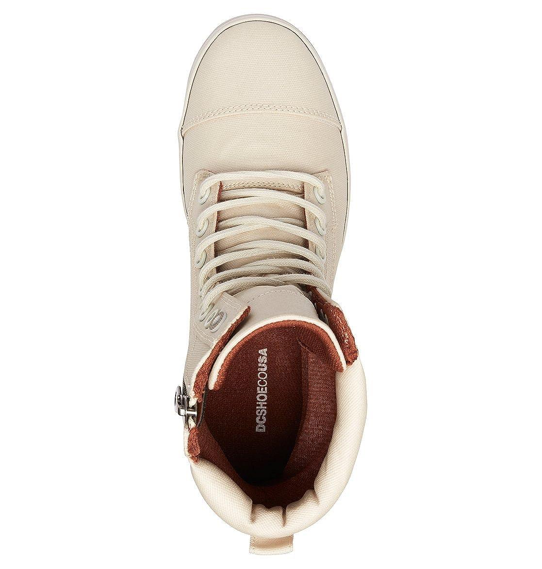 DC schuhe Amnesti TX SE - Stiefel for damen - - - Stiefel - Frauen - EU 37.5 - Weiss bf0399