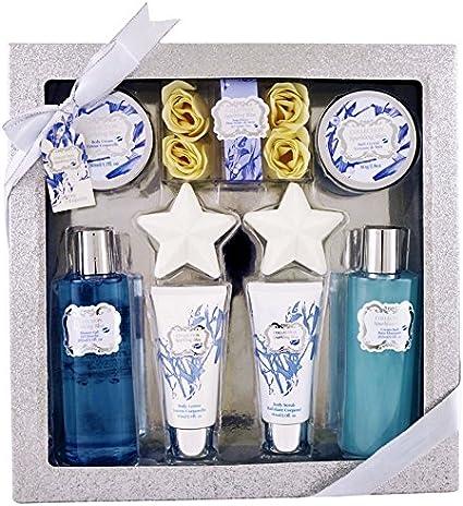 Gloss - caja de baño, caja de regalo para mujeres - Box espumoso ...