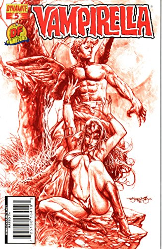 (Vampirella #5 DF Exclusive Cover)