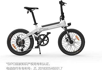 yummyfood Bicicleta Eléctrica HIMO C20, Bicicleta De Ciclomotor ...
