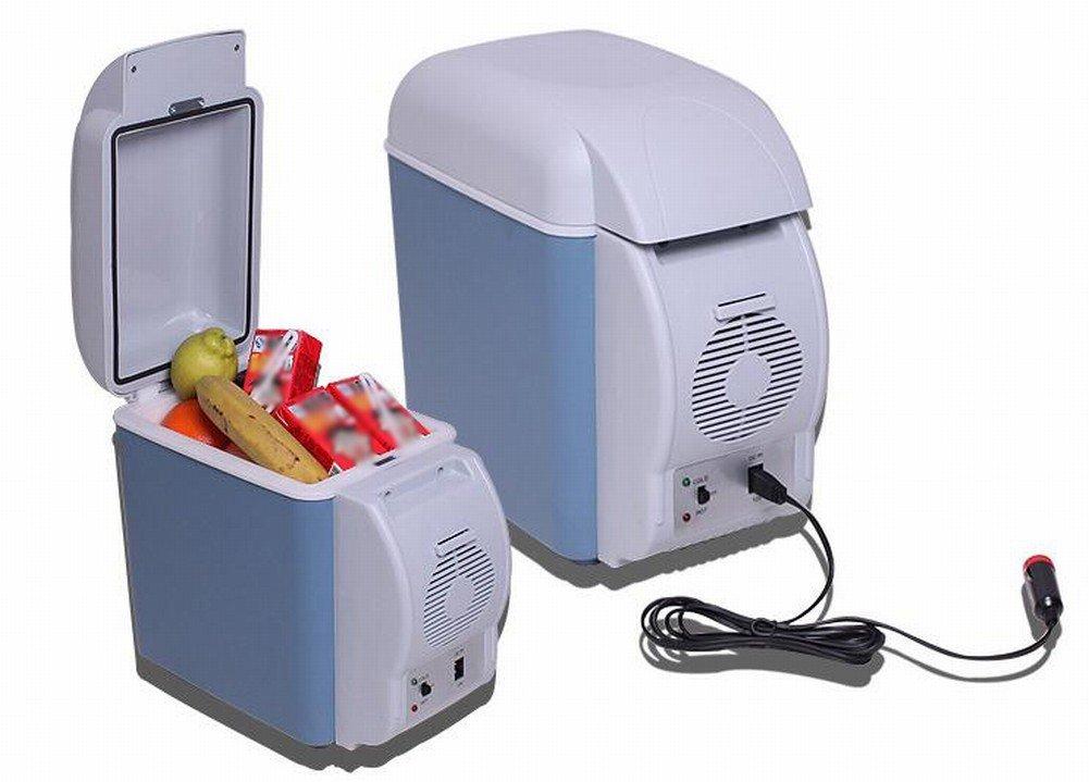 Kleiner Tragbarer Kühlschrank : Deed portable auto kühlschrank l v auto dual use halbleiter