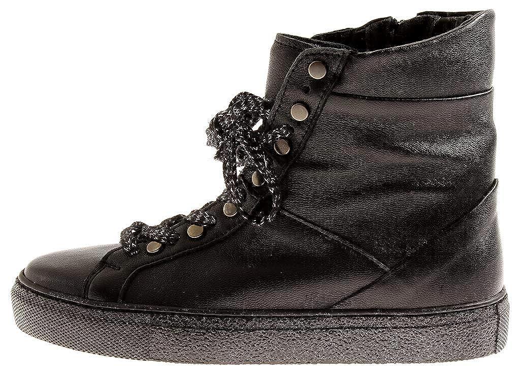 Isabelle Damen 9440 warme High Top Turnschuhe Damenschuhe Leder Schuhe Schuhe Schuhe WinterStiefelie 63a9ce