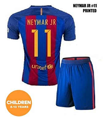 timeless design 48c91 92695 FC BARCELONA MESSI #10 FOOTBALL SOCCER KIDS/YOUTH HOME JERSEY