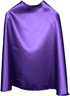"""product image for Superfly Kids 22"""" Childrens Superhero Cape (Purple)"""