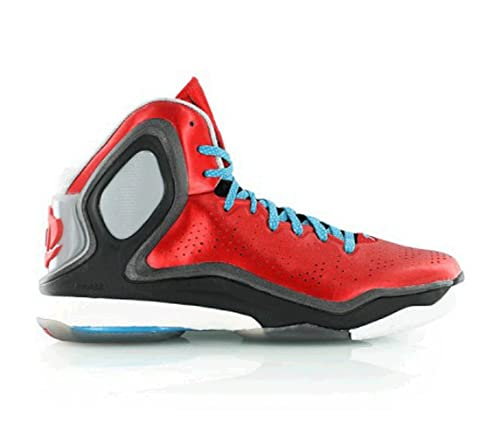 more photos 747e4 3b2fd Image Unavailable. Image not available for. Color adidas D Rose 5 Boost  Derrick Chicago Bulls Mens Basketball Shoes ...