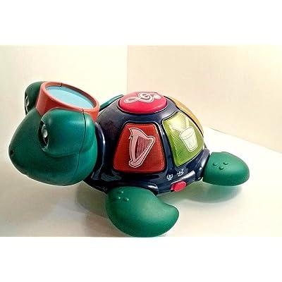 BABY-EINSTEIN-Neptune-Ocean-Orchestra-Music Turtle: Toys & Games