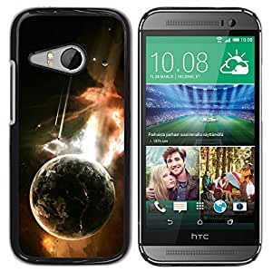 Stuss Case / Funda Carcasa protectora - Pursuit Of The Earth - HTC ONE MINI 2 / M8 MINI