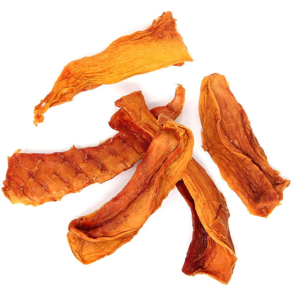 Organic Dried Papaya Spears - Non-GMO, Kosher, Unsulfured, Unsweetened, Bulk (by Food to Live) 1 Pound