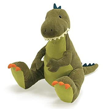 2a77b7ff8 GUND Tristan the T-Rex Soft Toy: Amazon.co.uk: Toys & Games
