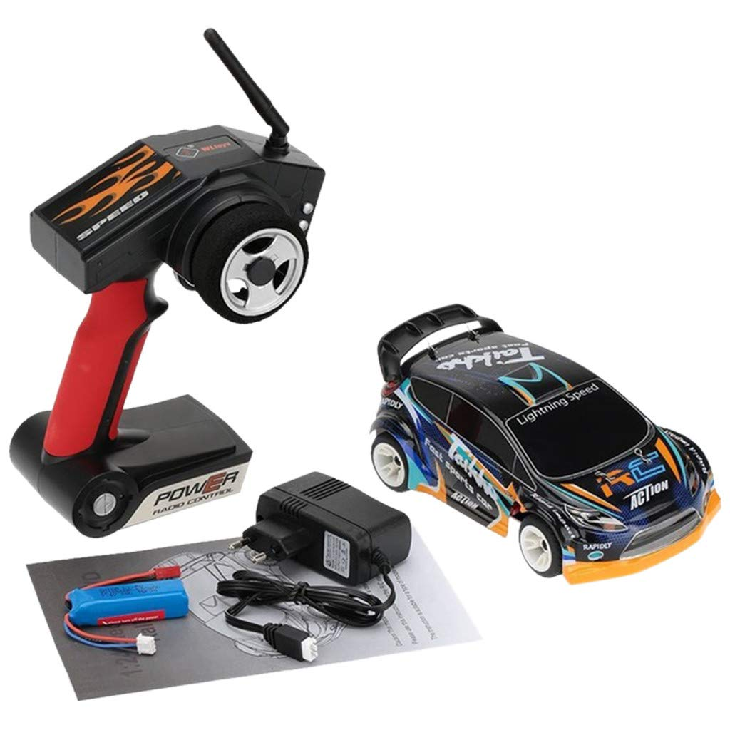 1/24 Scale RC Drift Car 2.4Ghz 35km/h High Speed Off Road Monster Truck 4WD RC Remote Control Drift Car Racing Car for Boys & Girls by DaoAG (Image #6)