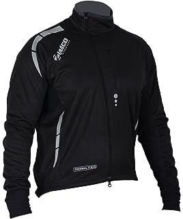 Amazon.com: Zimco Pro Men Winter Cycling Jackets High Viz ...