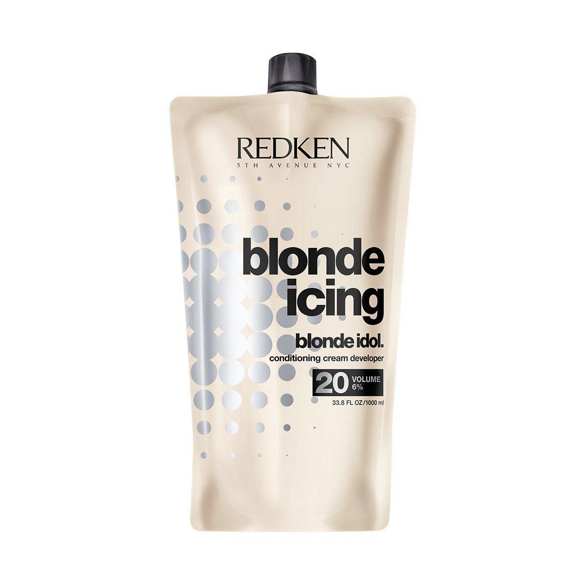 Redken Blonde Idol Conditioner Cream Developer - Volume 20 / 6%