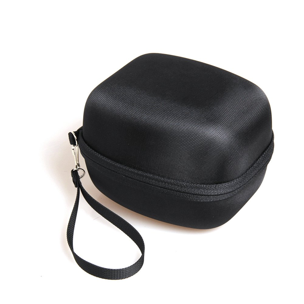 For GVS Elipse SPR451 SPR457 P100 Elipse Half Mask Respirator Hard EVA Protective Travel Case Carrying Pouch Cover Bag by Hermitshell