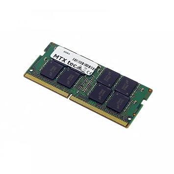 8 GB memoria RAM para ordenador portátil (SODIMM DDR4 PC4 - 19200, 2400 MHz 260 pin: Amazon.es: Informática