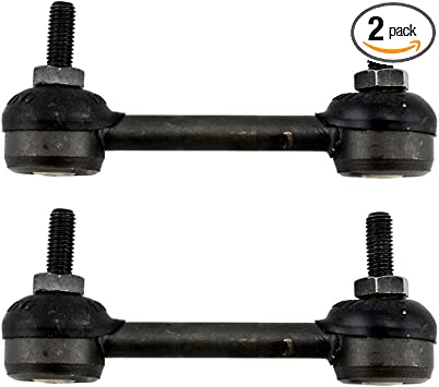 Stabilizer Links 2WD Vehicles Only 2 Pcs Front Sway Bar