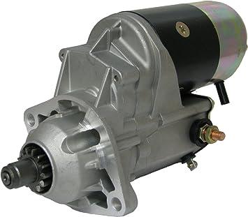 Brand New Starter Motor fits Cummins Marine 6BT 5.9L Diesel 6BT 1985 ON
