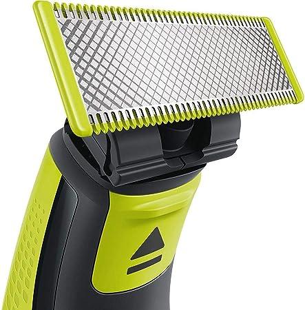 heresell - Cuchilla de Repuesto para Philips Norelco OneBlade Compatible con Todas Las Cuchillas de Repuesto de afeitadora eléctrica OneBlade