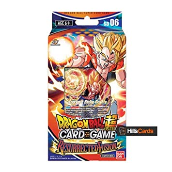 Dragon Ball Super TCG Resurrected Fusion Deck Series 5 ...