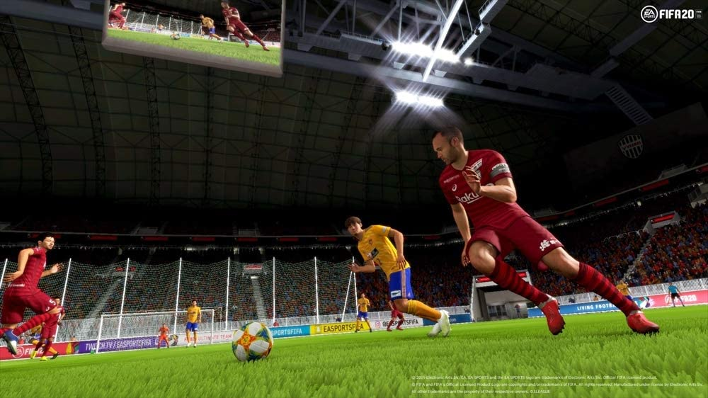 EA FIFA 20 [LEGACY EDITION] FOR NINTENDO SWITCH REGION FREE JAPANESE VERSION: Amazon.es: Juguetes y juegos