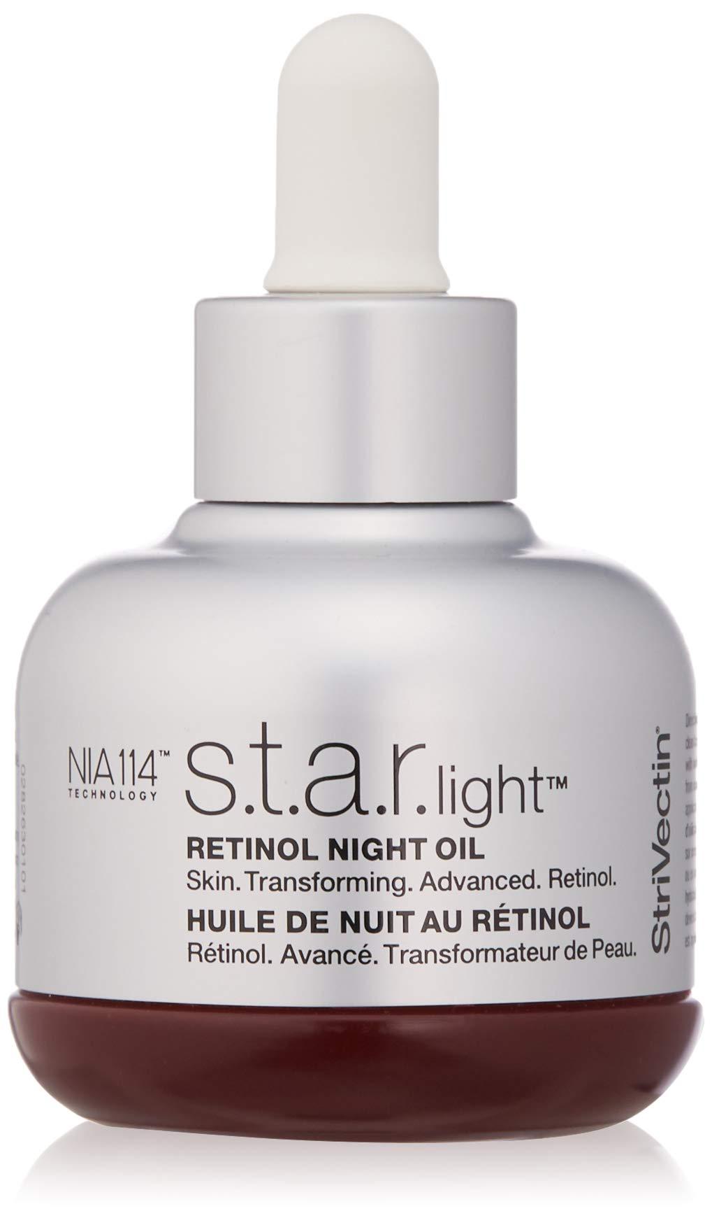 StriVectin S.t.a.r Light Retinol Night Oil, 1 fl. oz.