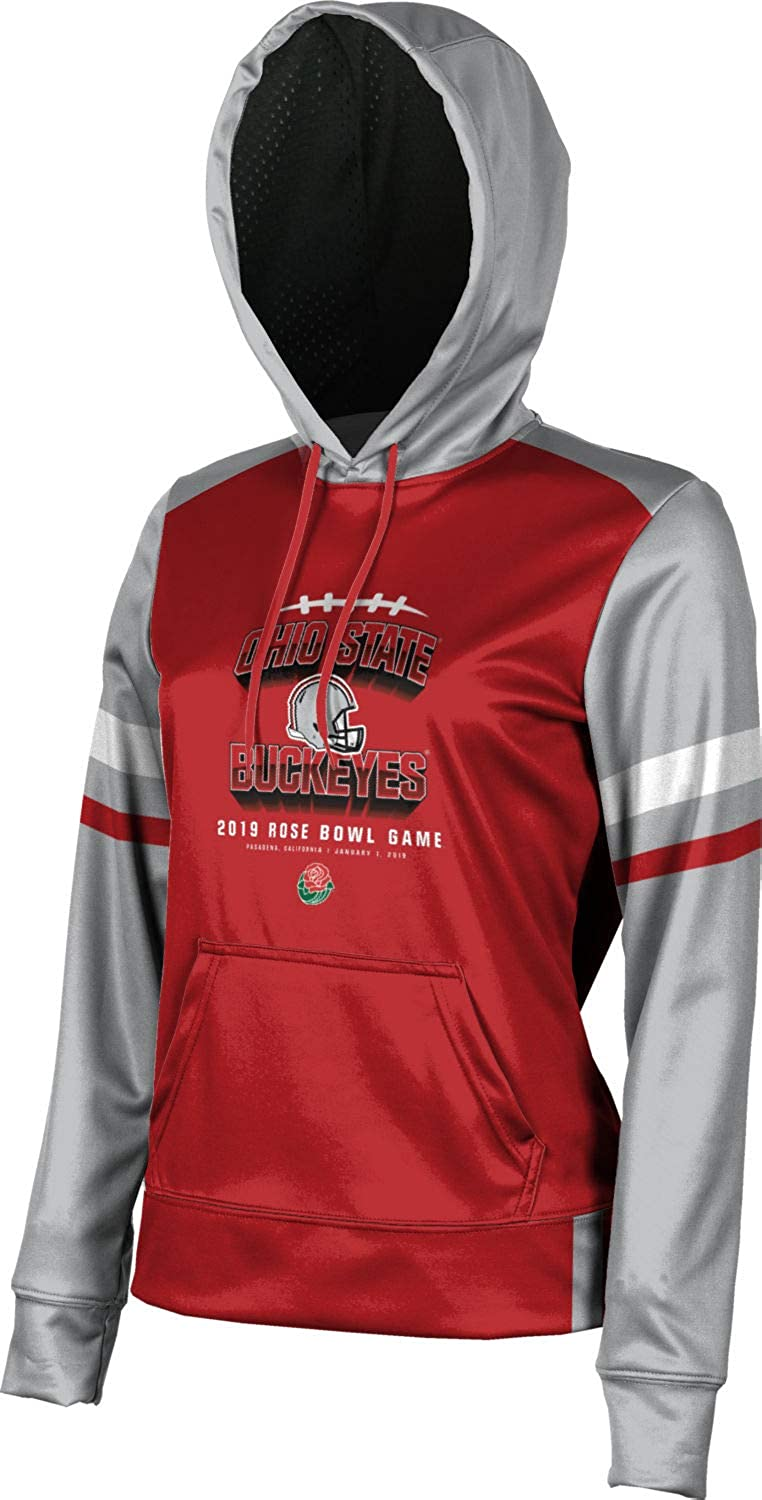 Old School School Spirit Sweatshirt ProSphere Ohio State University Girls Pullover Hoodie