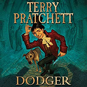 Dodger Audiobook