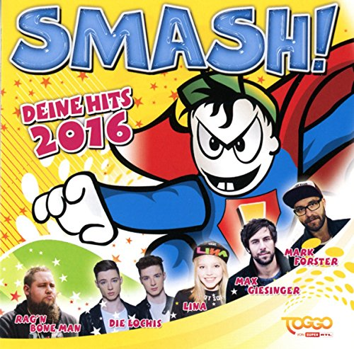 VA - Smash Deine Hits 2016 - CD - FLAC - 2016 - VOLDiES Download