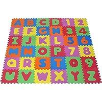 Knorrtoys 21004–Tapis puzzle 86pièces–Tapis de jeu tapis