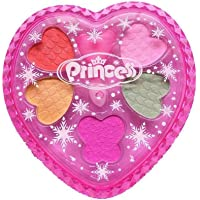 CyCspriqh Funny Kids Girls Makeup Eye Shadow Water Soluble Powder Cosmetics Party Toy Gift - Heart*