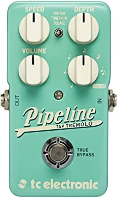 TC Electronic Pipeline Tremolo Pedal