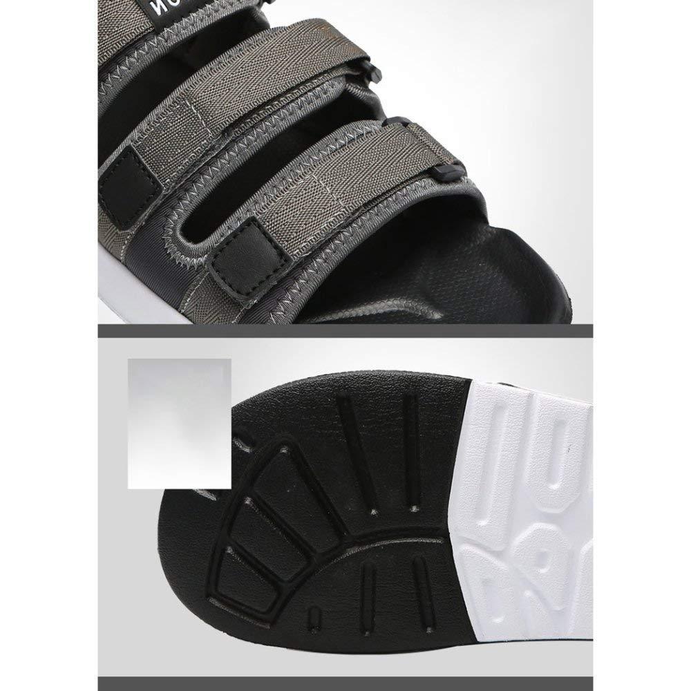 Fuxitoggo Sommer Leder Schuhe Kopf mit mit hochhackigen Schuhen mit mit Einer Schnalle hohlen Damenmode Sandalen weiblich (Farbe   Schwarz Größe   EU 40) bdf97f