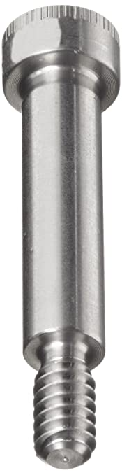 Plain Finish 5//32 Thread Length Partially Threaded Pack of 1 Meets ASME B18.3 Standard Tolerance Made in US, 7//8 Shoulder Length Socket Head Cap 18-8 Stainless Steel Shoulder Screw 1//8 Shoulder Diameter Hex Socket Drive #4-40 Threads