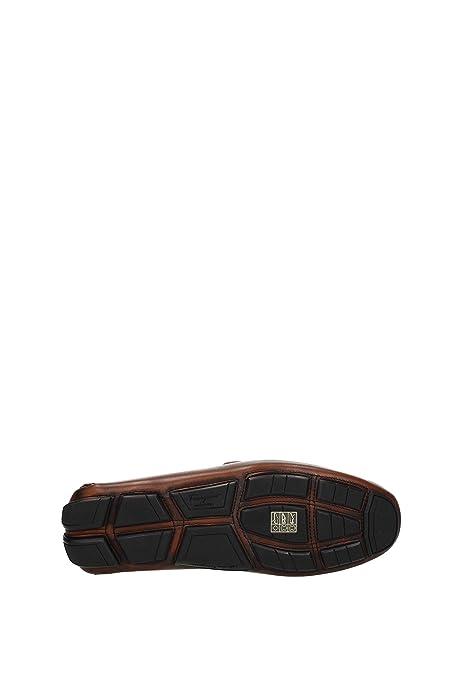 Mocasines Salvatore Ferragamo Front Hombre - Piel (FRONT206887) EU: Amazon.es: Zapatos y complementos