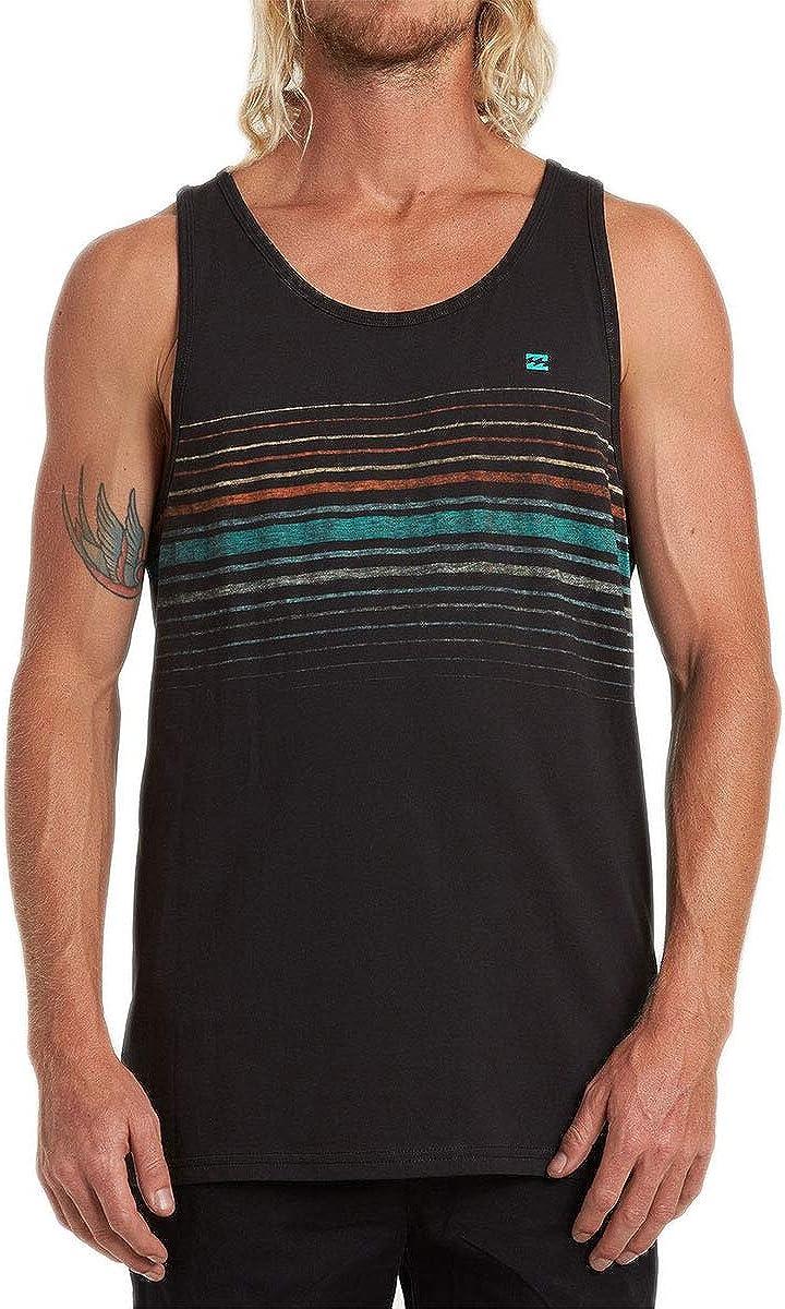 BILLABONG Mens Lowtide Tank T-Shirt