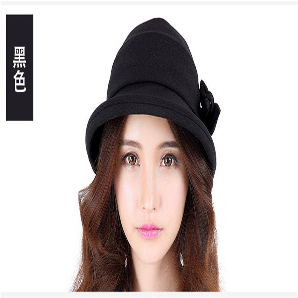 Le donne eleganti fisherman hat, femmina libero bordo rotolo visor, bambini autunno estivo bacino fe...