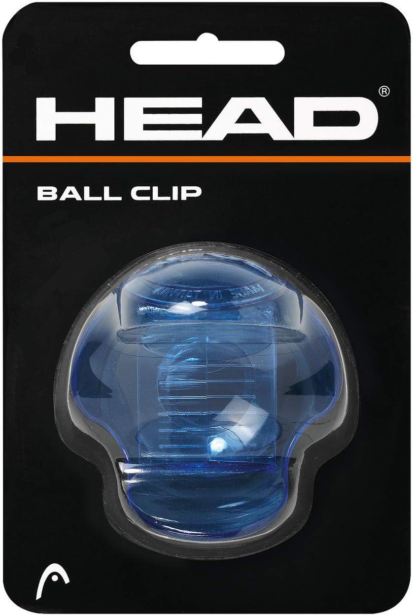 Head New Ball Clip Accesorio Tenis, Talla Única