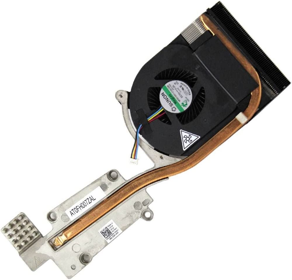 DELL Latitude E6520 HEATSINK & Cooling Fan GT9XP