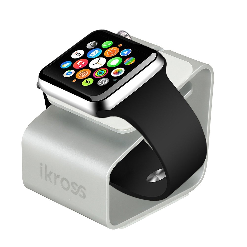 iKross Soporte Montaje del Cargador para el 2015 Apple Watch ...