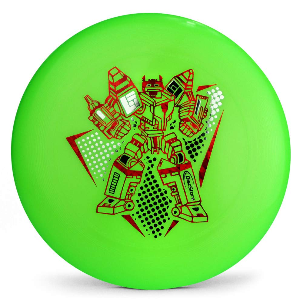 Scary Clown Halloween Discraft Ultra-Star 175g Ultimate Disc (USA Ultimate Approved) - Glow by Disc Store