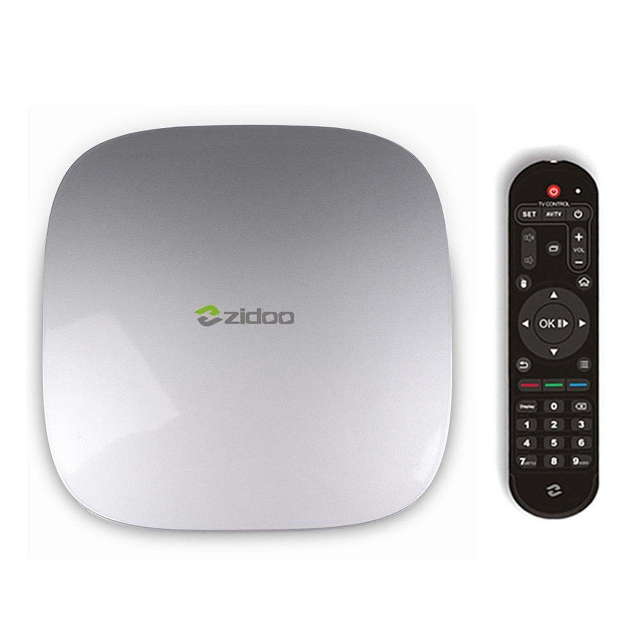 Zidoo X5 TV Box Driver for Windows Mac