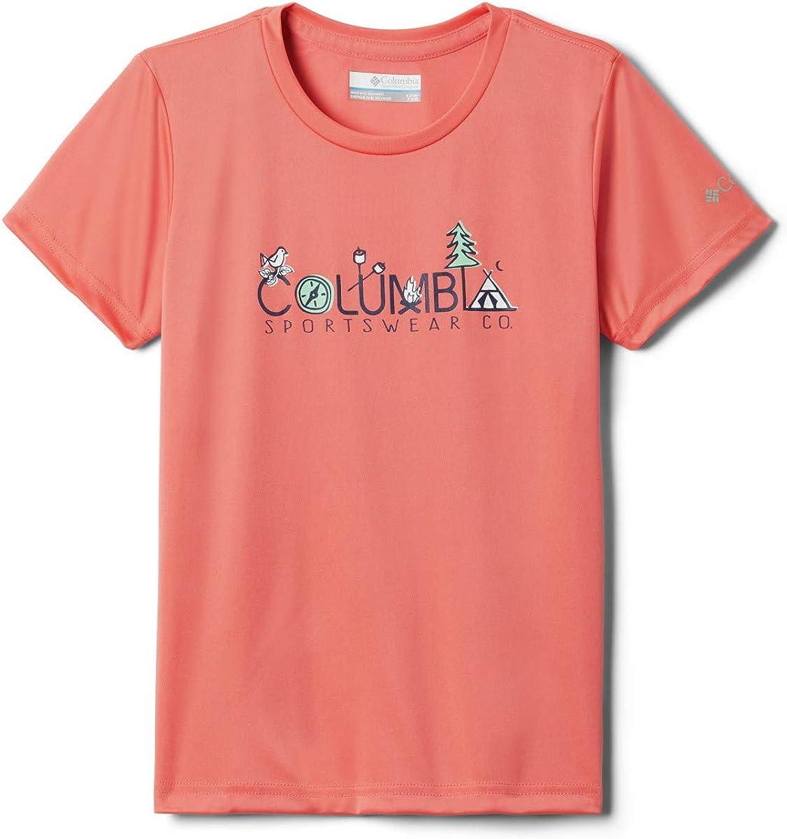 Columbia Bellator Basin Short Sleeve Tee