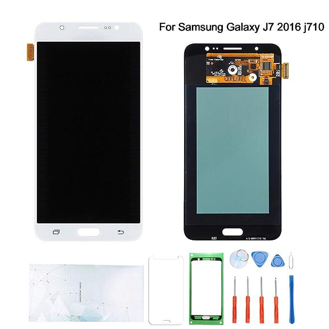 Amazon.com: Kosuroum - Pantalla LCD de repuesto para Samsung ...