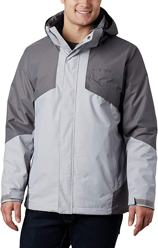 Columbia Outdoorjacke »ulica Jacket Women« Oliv