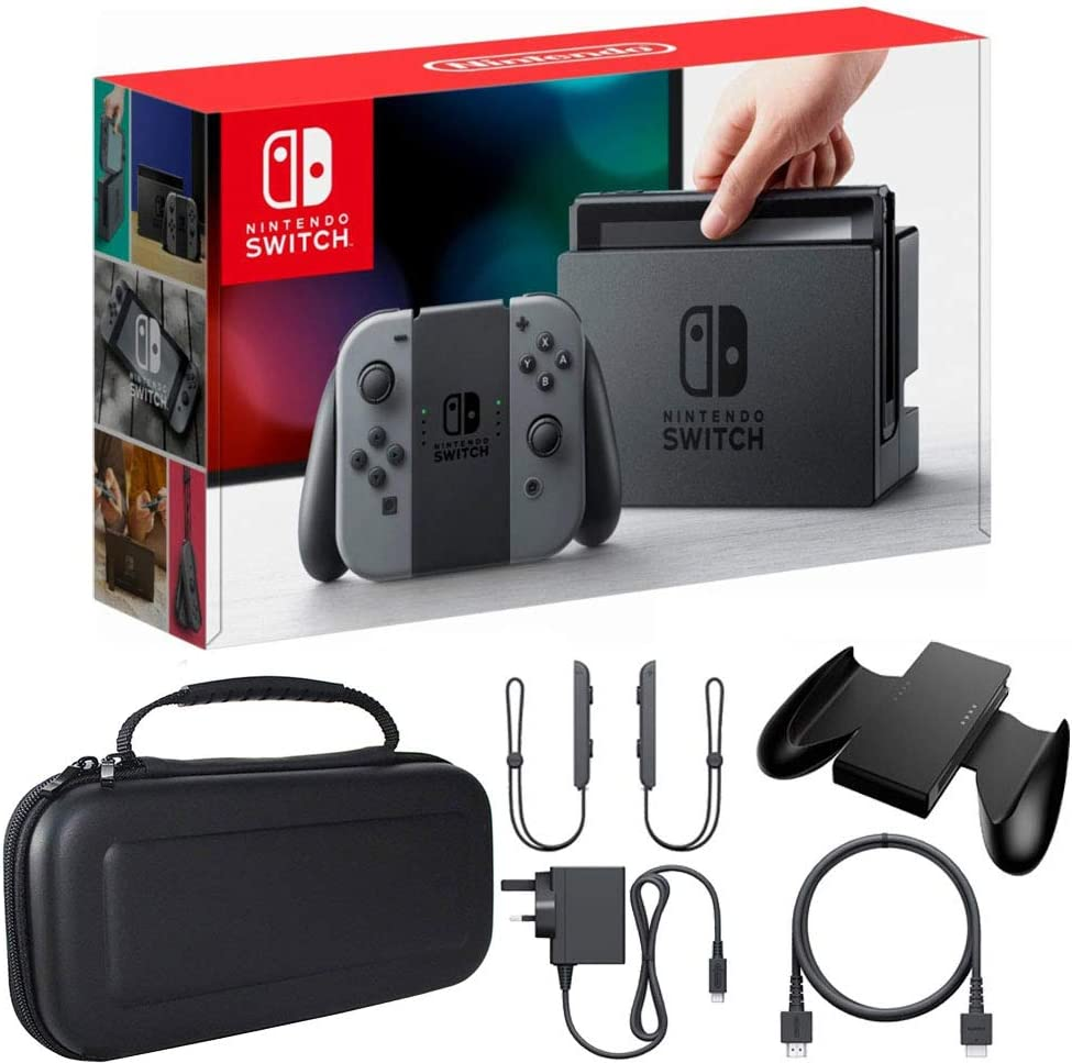 Nintendo Switch - E3NTHACSKAAAA: Amazon.es: Electrónica