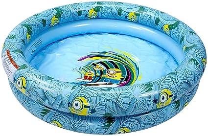Amazon.com: Anillo de natación inflable con diseño de ...