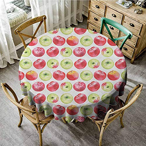 (The Restaurant Round Tablecloth 67